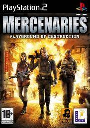 Mercenarios - El arte de la destrucción - Portada.jpg