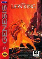 The Lion King portada genesis