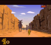 The Lion King SNES Captura 04