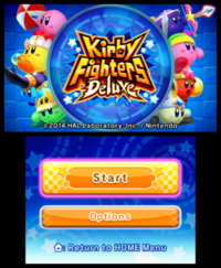 Kirby Fighters Deluxe - captura 1.png