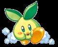 Kirby Mass Attack Arte- Gran Brotin