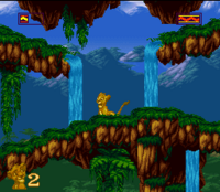 The Lion King SNES Captura 06