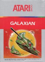 Galaxian Atari 2600 portada alt