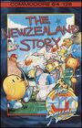 The New Zealand Story portada Commodore 64 THS