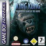 PJ King Kong GBA portada