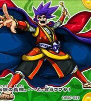 Gizoku Goemon - ORECA BATTLE