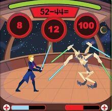 Star Wars - Jedi Math