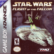 Star Wars - Flight of the Falcon portada.jpg