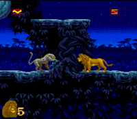 The Lion King SNES Captura 07