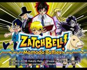 Zatch Bell! - Mamodo Battles capura 1