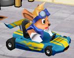 Krazy Kart Racing - Sparkster
