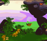 The Lion King SNES Captura 13
