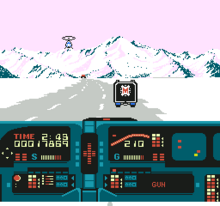 Knight Rider NES captura4.png