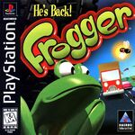 Frogger hes back