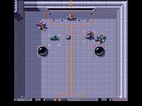 Speedball captura Amiga