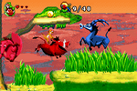 The Lion King GBA captura8