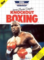 James Buster Douglas Knockout Boxing - portada