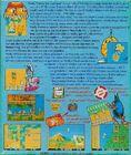 The New Zealand Story contraportada Atari ST