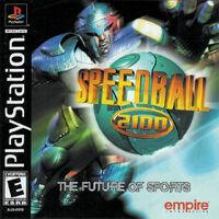Speedbal 2100 portada NTSC-U