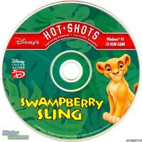 Swampberry Sling CD
