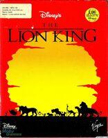 The Lion King portada Amiga USA