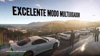 Forza Horizon 2 Tráiler de lanzamiento