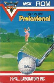 Hole in One Professional portada.jpg