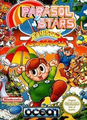 Parasol Stars - The Story of Bubble Bobble III - Portada.jpg
