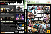 Grand Theft Auto IV - Episodes From Liberty City - Portada.jpg
