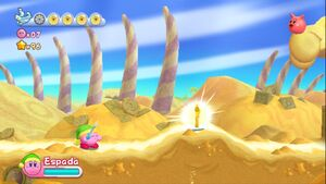 Kirby's Return - Nivel2