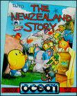 The New Zealand Story portada Commodore 64 cass