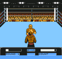 George Foreman's KO Boxing NES2