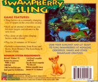 Swampberry Sling CD cover