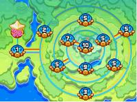 Kirby Mass Attack - Mapa 02