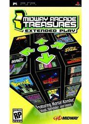 Midway Arcade Treasures Extended Play portada.jpg