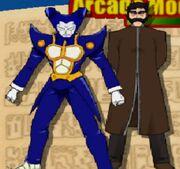 Bari & Gustav Mamodo Fury