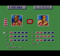 George Foreman's KO Boxing SMS - seleccion