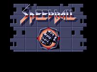 Speedball título Amiga