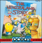 The New Zealand Story portada Commodore 64 disk