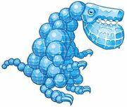 Kirby Mass Attack arte - Frigorex