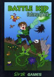 Battle Kid - Fortress of Peril - Portada.jpg
