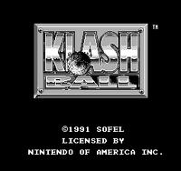 Klashball título