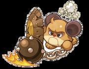 Kirby Mass Attack arte - Bullhammer