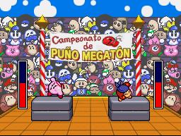 Kirby Super Star Ultra Puñomegatón