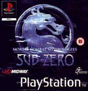 Mortal Kombat Mythologies - Sub-Zero - Portada.jpg