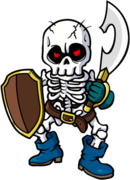 Tower Rising - Skull Knight
