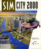 SimCity 2000 - portada Macintosh USA