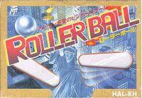 Rollerball portada NES JAP