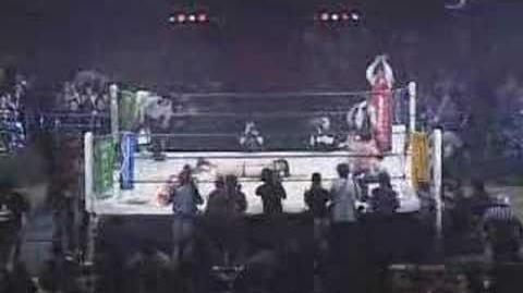 Hard Gay Wins a Wrestling Match