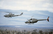 Cobra and Kiowa DF-ST-86-10445